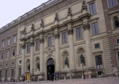 Kgl Slottet i Stockholm