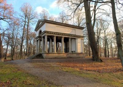 Dianas tempel – Karlbergs slott