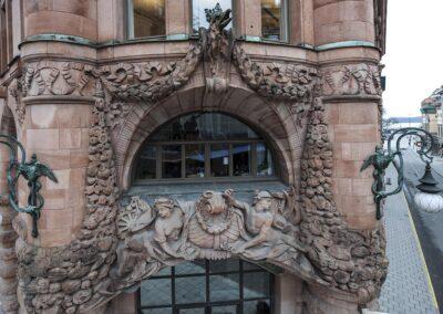 Skånska Banken i Stockholm